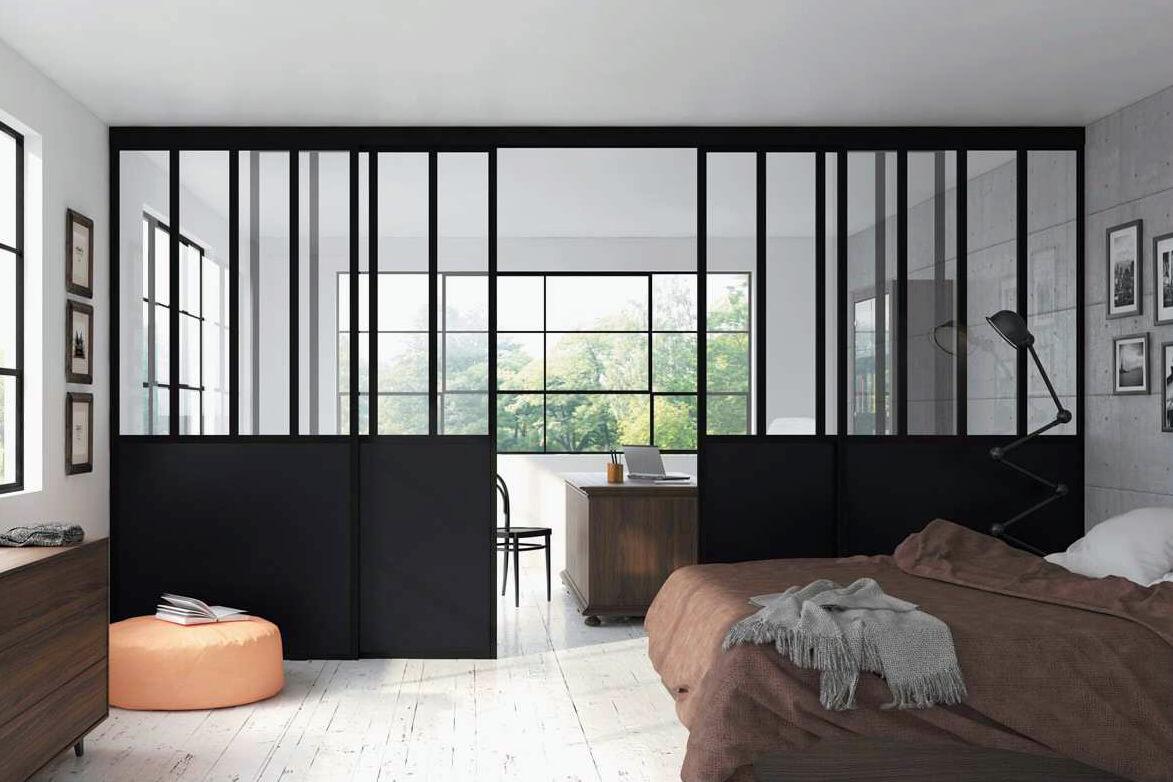 Porte Atelier Verriere