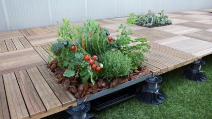 Sopradalle Crea Mini jardin