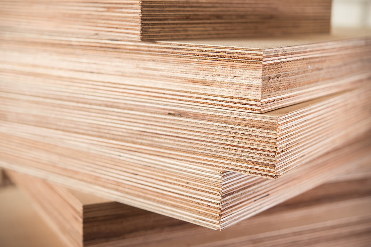 bois contreplaque